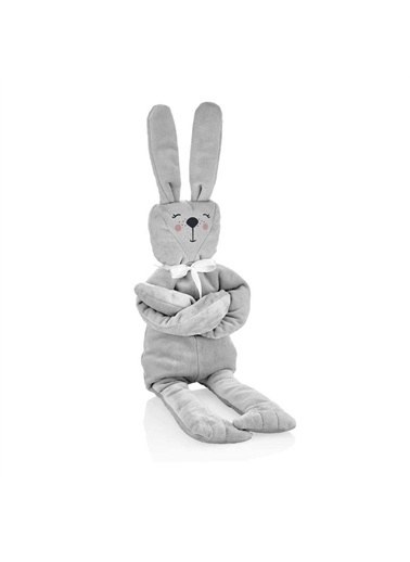 BabyJem Babyjem Tavşan Uyku Arkadaşım 602 Gri